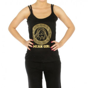 Other - Mean Girl print cotton pajama set
